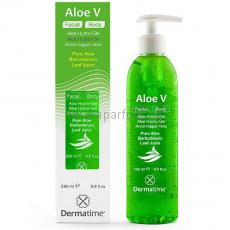 Dermatime Aloe V Aloe Hydro-Gel Алоэ гидро-гель 290 мл.