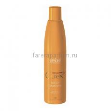 Estel Curex Brilliance Блеск-шампунь для всех типов волос 300 мл.