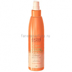 Estel Curex Sunflower Спрей для волос увлажнение, защита от UV-лучей 200 мл.