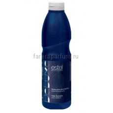 Estel De Luxe Curex Бальзам для волос стабилизатор цвета 1000 мл.