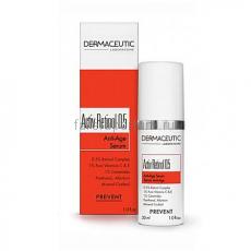 Dermaceutic Сыворотка для нормальной и комбинированной кожи Activ retinol 0.5 30 мл.