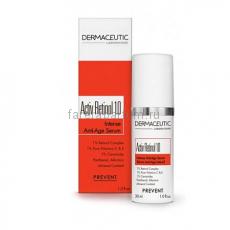 Dermaceutic Интенсивная сыворотка для зрелой кожи Activ retinol 1.0 30 мл.