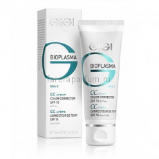 GIGI Bioplasma CC Cream Крем для коррекции цвета кожи с SPF-15 75 мл.