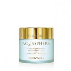 Keenwell Aquasphera Дневной суперувлажняющий мультизащитный крем 80 мл.