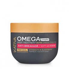 Kativa Omega Complex Антистрессовая маска для поврежденных волос 250 мл.