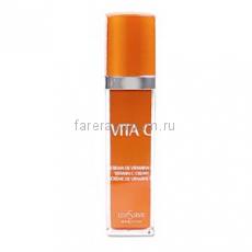 Levissime Vita C Cream Оздоравливающий крем с витамином С 50 мл.