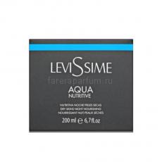 Levissime Aqua Nutritive Ночной питательный крем 200 мл.