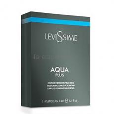 Levissime Aqua Plus Увлажняющий комплекс рН 6,0-6,5 6 шт. по 3 мл.