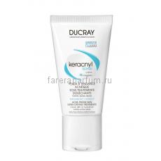 Ducray Керакнил Восстанавливающий крем для проблемной кожи, склонной к акне 50 мл.