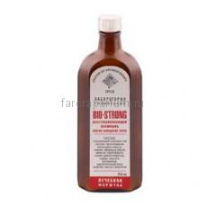 """Восстанавливающий шампунь против выпадения волос """"Bio-Strong"""" 250 мл."""