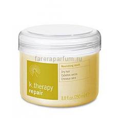 Lakme K.Therapy Repair Nourishing Mask Dry Hair Маска питательная для сухих волос 250 мл.