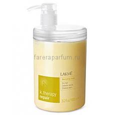 Lakme K.Therapy Repair Nourishing Mask Dry Hair Маска питательная для сухих волос 1000 мл.