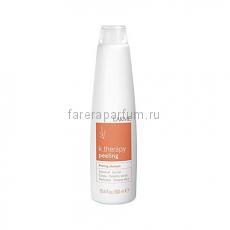 Lakme K.Therapy Peeling Shampoo Dandruff Dry Hair Шампунь против перхоти для сухих волос 300 мл.