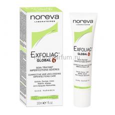 Noreva Эксфолиак Глобал 6 Крем для лица 30 мл.