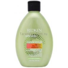 Redken Curvaceous Бессульфатный шампунь для всех типов вьющихся волос 300 мл.