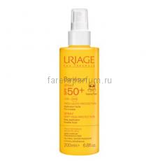 Uriage Барьесан Спрей солнцезащитный для детей SPF50+ 200 мл.