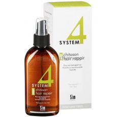 System 4 Терапевтический спрей R для слабых и поврежденных волос 200 мл.