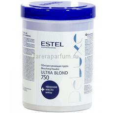 Estel Ultra Blond De Luxe Пудра для обесцвечивания 750 гр.