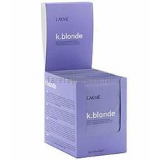 Lakme K.Blonde Средство для обесцвечивания волос в индивидуальной упаковке 24*20 гр.