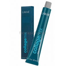 Lakme Collagemix Корректирующая крем-краска для волос 60 мл.