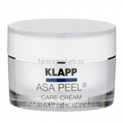 Klapp Asa peel Care Cream Крем ночной 30 мл.