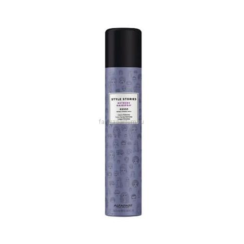 Alfaparf Extreme Hairspray Лак для волос экстра сильной фиксации 500 мл