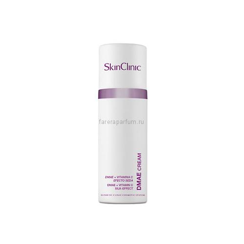 "SkinClinic Dmae cream silk-effect Крем ""Шелковый эффект""с ДМАЭ 50 мл."