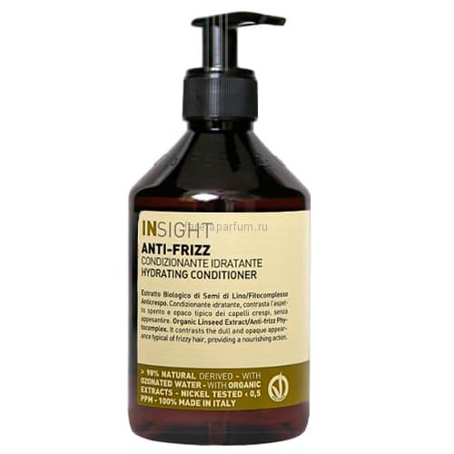 Insight Anti-Frizz Разглаживающий кондиционер для непослушных волос 400 мл.
