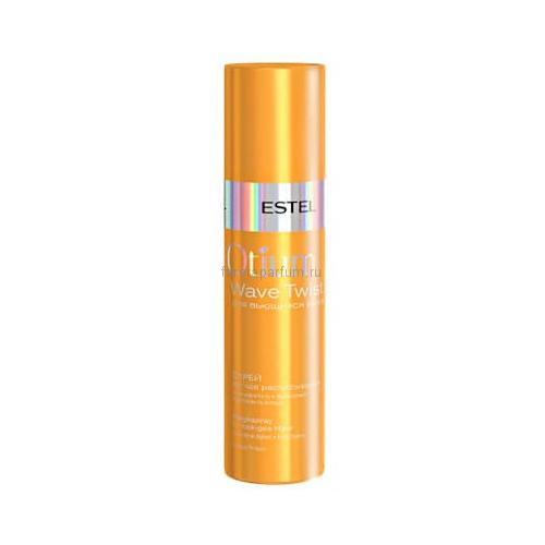 """Estel Otium Wave Twist Спрей для волос """"Легкое расчесывание"""" 200 мл."""