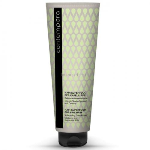 Barex Contempora Hair Superfood For Colored Hair Conditioner Кондиционер для сохранения цвета окрашенных волос 400 мл.
