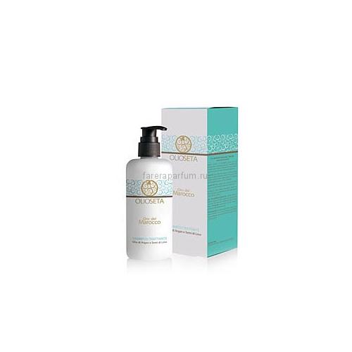 "Barex Olioseta Oro del Marocco Nourishing Shampoo Шампунь с маслом арганы ""Золото Марокко""  250 мл."