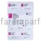 "Skindom 5 Step Mask Sheet (Anti-wrinkle) Набор для лица ""5 шагов"" антивозрастная"